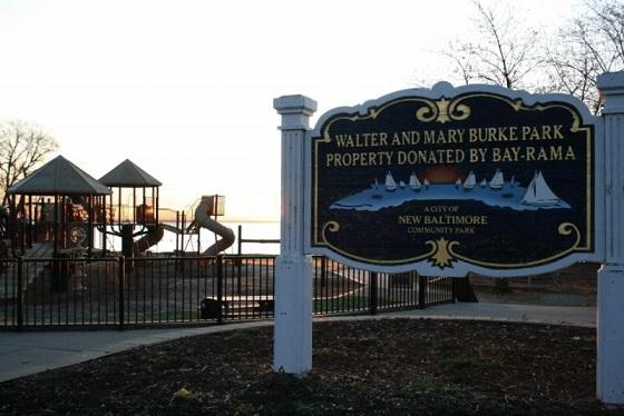 Walter Mary Burke Park